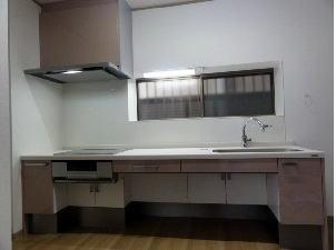 パナソニックエイジフリー システムキッチン